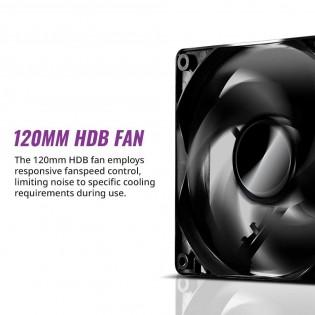 Cooler Master K282 K-Series Mid Tower Desktop