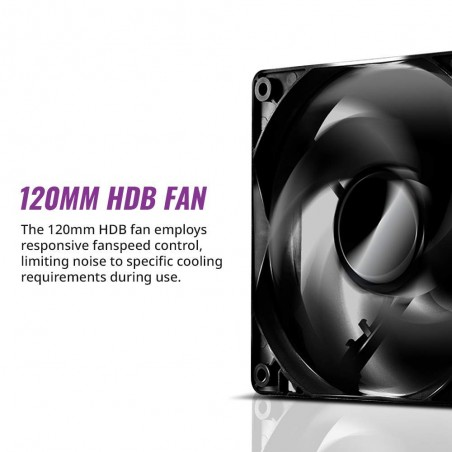 Cooler Master K282 K-Series Mid Tower Desktop